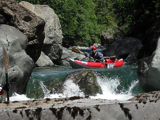Chetco River OR