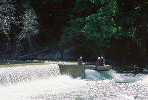 California creeks mokelumne north fork below tiger creek for Mokelumne river fishing