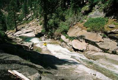 South Fork Silver Creek near Kyburz CA