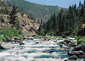 Truckee River from Boca to Floriston CA
